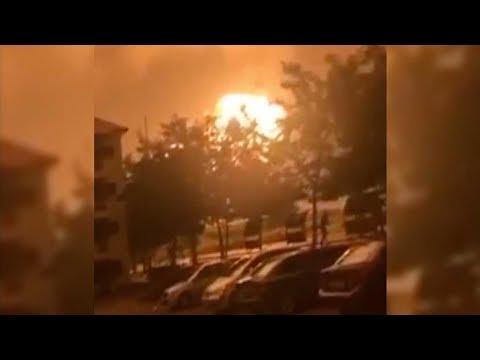 Deadly gas explosion rocks Ghana's capital Accra