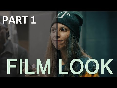Free Film Look Luts Slog3 Part 1 Youtube