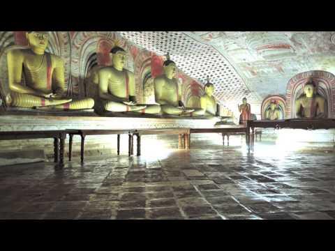 Dambulla - Sri Lanka - Unesco World Heritage Site