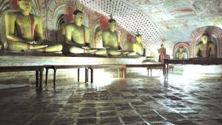 Dambulla - Sri Lanka - Unesco World Heritage Site