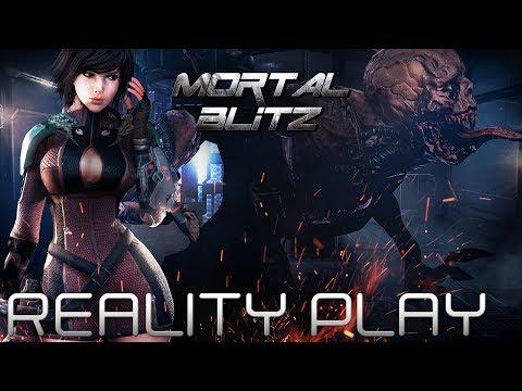 Mortal Blitz - Un Air de Time Crisis | REALITY PLAY [FR]