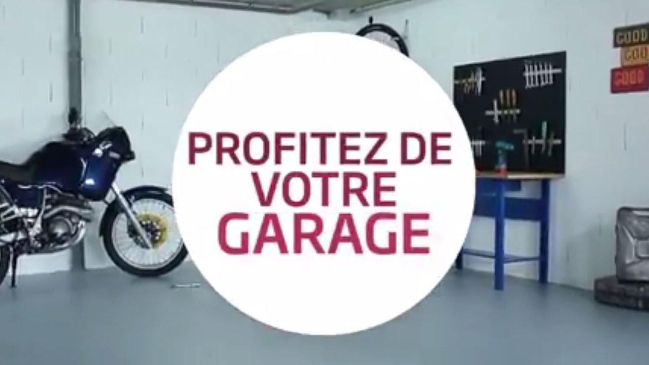 Transformez Votre Garage Du Sol Aux Murs Avec V33