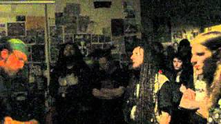 Blood Freak - (live) @ Womansion - 7.22.2011