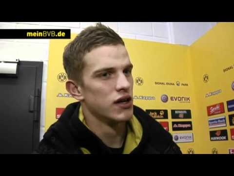 BVB - 1.FC Köln: Freies Interview mit Sven Bender