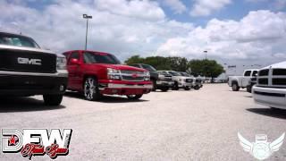 "Official DFW Truck Scene Magazine ""King of Burn Out"" Truck Meet"