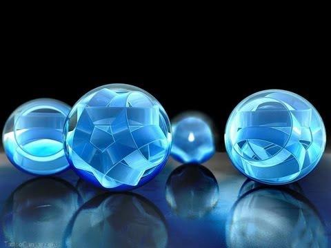 Stellardrone - Crystal Spheres [Visualization]