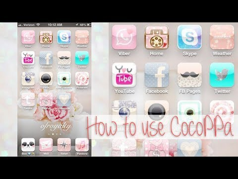 Cutie-fy your iPhone with CocoPPa (How to, Step by Step) - Charmaine Dulak