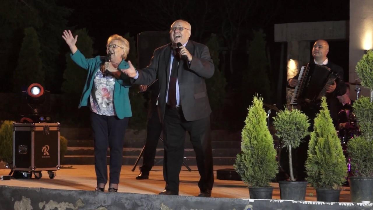 Nacka Slavkova i Risto Krapovski -AH TAA LJUBOV, - Mogila 2019