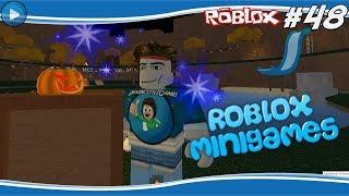 MINIGAMES HALLOWEEN EDITIE! - ROBLOX #48