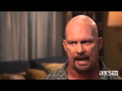 Stone cold interview