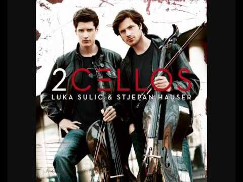 2CELLOS (Sulic & Hauser) - Feilds Of Gold
