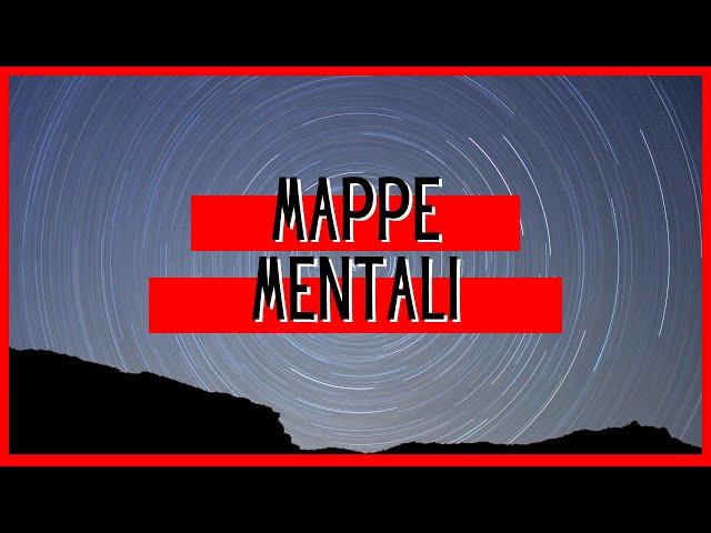 Mappe Mentali: cosa sono e perchè utilizzarle!