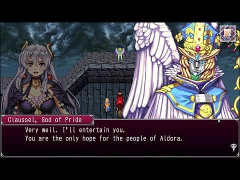 RPG Revenant Dogma | Final Boss Claussel God of Pride | SRPG | Mobile : IOS |