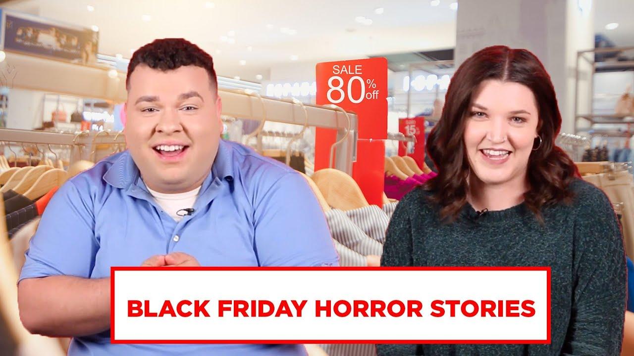 """Продавачи споделуваат """"хорор приказни"""" од Black Friday"""