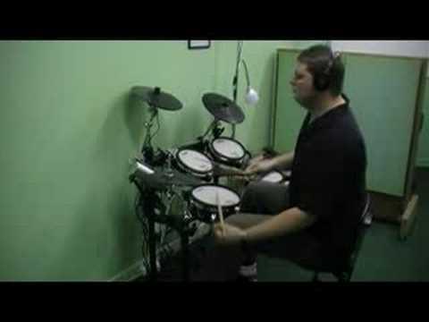 Funk Jam on Roland TD9