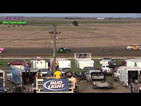 IMCA Sport Compact Heats Wakeeney Speedway 5 26 14