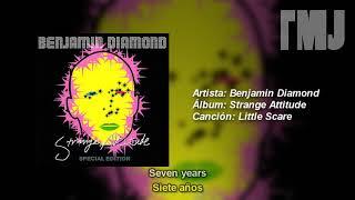 Letra Traducida Little Scare de Benjamin Diamond