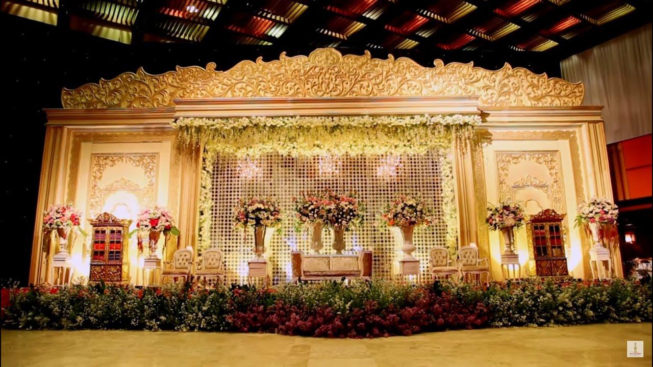 Innovasi Dekor Wedding Venue Manggala Wanabakti Auditorium Jakarta