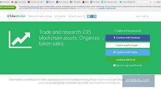 chọn token ico và cách mua bán token để săn các ico coin chưa lên sàn