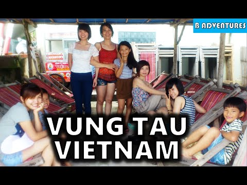 Vung Tau Beach, Rex Hotel, Girls & Food, Vietnam Vlog Ep2