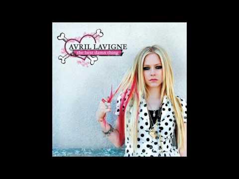 Avril Lavigne - The Best Damn Thing (Full Album)