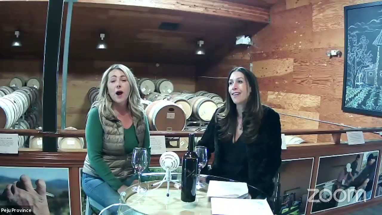 Download PEJU Winery Virtual Tasting - 2017 Fifty / Fifty