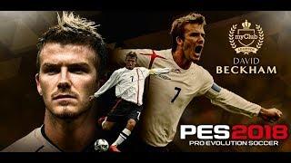 David Beckham PES 2019 - Dando aula