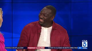 Adewale Akinnuoye-Agbaje Talks about Bringing his Life to the Big Screen in his Film Farming