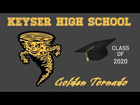 Keyser High School Graduation   2020