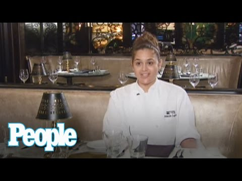 Catching Up with Top Chef's Antonia Lofaso  People