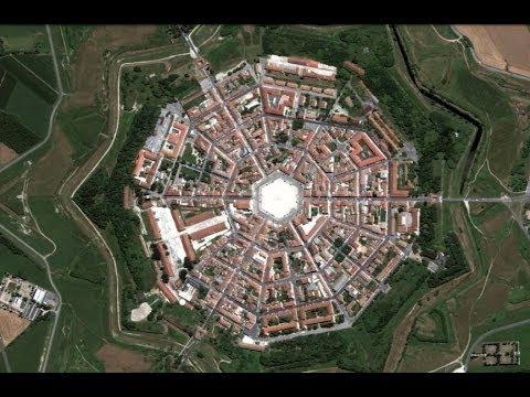 Palmanova è come gli uomini rinascimentali immaginavano la città utopica