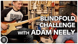 Blindfold Challenge with Adam Neely -- #TGU18