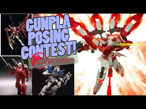 294 - Gunpla Posing Contest Winners Announced!