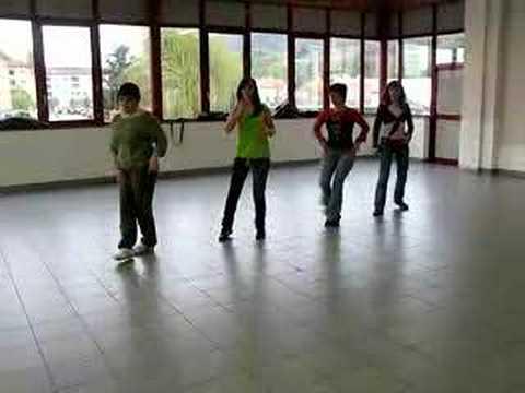 Danse irlandaise - YouTube