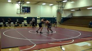 Ricardo Ambriz Vs Tempe High School (220lbs)