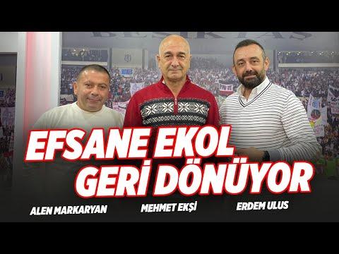Efsane Ekol Geri Dönüyor | Mehmet Ekşi - Alen Markaryan - Erdem Ulus | Aleni Tv