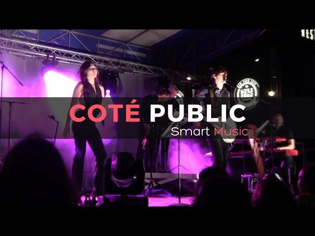 L'Orchestre Smart Music filmé du Public. Animation Live pour Soirée.