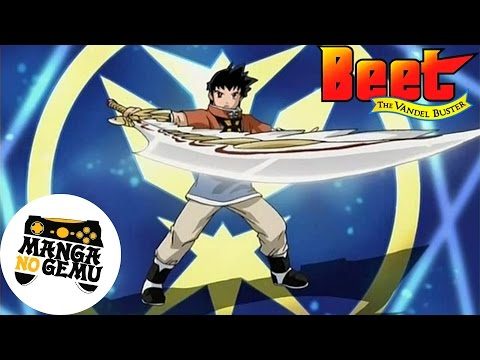 Manga No Gemu Les Jeux Vidéo Beet The Vandel Buster