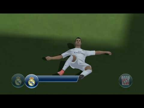 Barcelona SC Real Madrid vs FC Turris partido #3 Pes Club Manager 2016