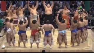 Ноябрьский турнир по сумо 2015 год 13-15 дни Кюсю Басё Фукуока  Kyushu Basho Fukuoka