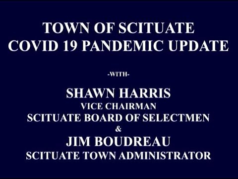 Town of Scituate COVID 19 Pandemic Update – 06/04/2020