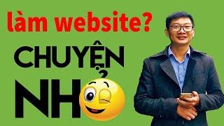 Làm website BÁN HÀNG chuyên nghiệp trong 5 PHÚT