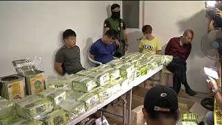 ₱1.13-B worth of shabu seized in Muntinlupa village