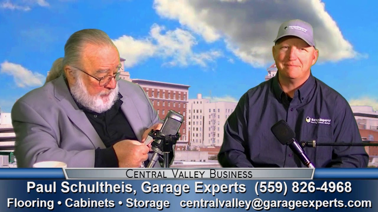 Garage Experts Of The Central Valley Paul Schulteis Of Garage Experts Of The Central Valley On Central Valley Business