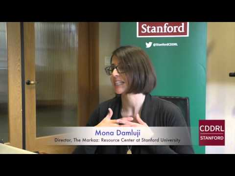 "ARD Stanford: Mona Damluji on ""Baghdad's Deep Dilemma,"" Feb 3, 2016"