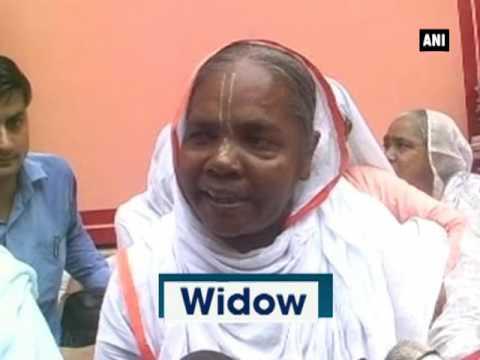 Vrindavan widows make 1,001 rakhis for PM Modi - ANI News