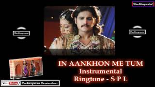 In Aankhon Mein Tum Jodha Akbar Ring Tone Free MP3 Song Download 320 Kbps