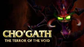 Cho'Gath: Champion Spotlight | Gameplay - League of Legends