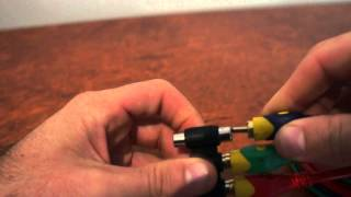 3 rca joiner - how to join rca cables together
