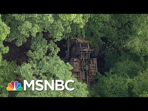 One Killed, Others Injured In West Point Training Accident | Hallie Jackson | MSNBC